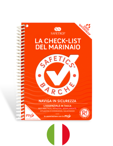 Safetics la Check-list del Marinaio – Edizione Italiana