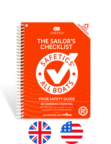 Safetics the Sailor's Checklist – English Edition