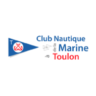 Logo Club Nautique Marine Toulon