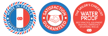 English Safetics stickers